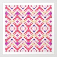 Mix #513 Art Print