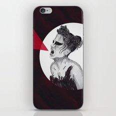 Black Swan IV iPhone & iPod Skin