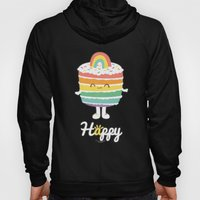 Happy Rainbow Cake Hoody