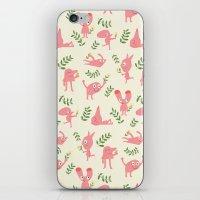MUR´S SPRING iPhone & iPod Skin