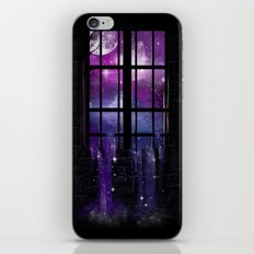 Let the Stars Flow Into You iPhone & iPod Skin