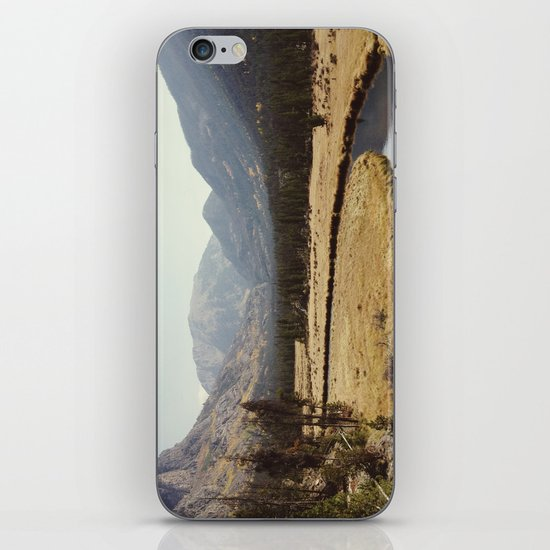 Rocky Mountain Meadow iPhone & iPod Skin
