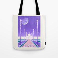 Visit the Moon Kingdom / Sailor Moon Tote Bag