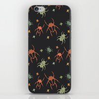 beetles iPhone & iPod Skin