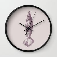 Haute Coiffure  /#4 Wall Clock