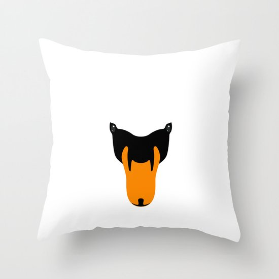 Colours of Nature #2 Throw Pillow