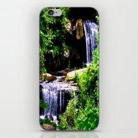 Chasing Waterfalls iPhone & iPod Skin