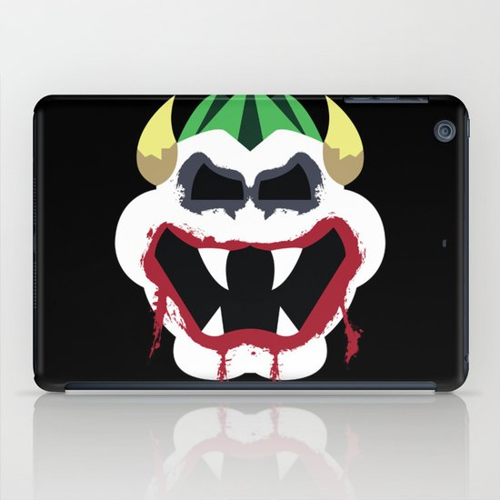 Joke's On You Bowser iPad Case