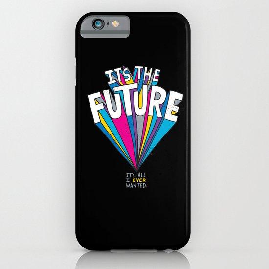The Future iPhone & iPod Case