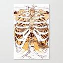 Parrish Canvas Print