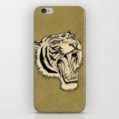 The Roar iPhone & iPod Skin