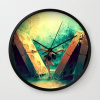 TAURUS From The Dancing … Wall Clock