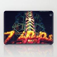 Carnival Lights, The Zip… iPad Case