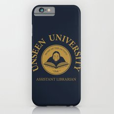 Assistant Librarian iPhone 6 Slim Case
