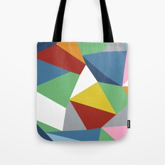 Abstraction Zoom Tote Bag