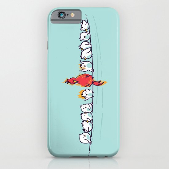 That new guy turns out to be a disaster iPhone & iPod Case