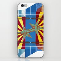 Altered State: AZ iPhone & iPod Skin
