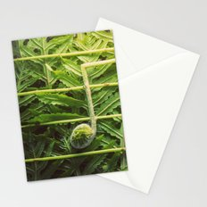 Music of the Fiddleheads Stationery Cards