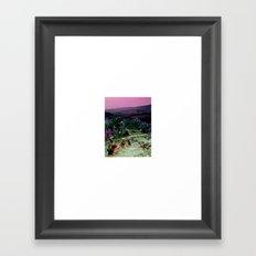 baths Framed Art Print
