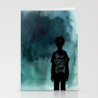 The Boy Stationery Cards