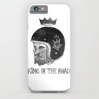 iPhone & iPod Case featuring King of the Road by Sergi Ferrando
