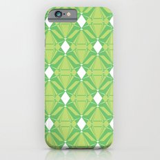 Abstract [GREEN] Emeralds iPhone 6 Slim Case