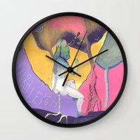 CIRCA 2012 Wall Clock