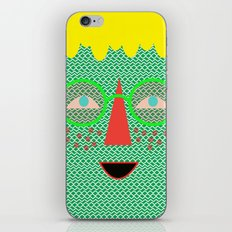 candy canes iPhone & iPod Skin