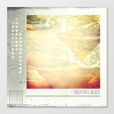 Creator's Block Canvas Print