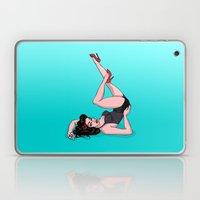 Pin Up Retro Laptop & iPad Skin