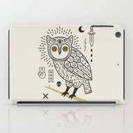 Hypno Owl iPad Case