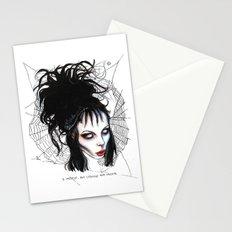 Lydia, Alice, Deetz, Glass Stationery Cards