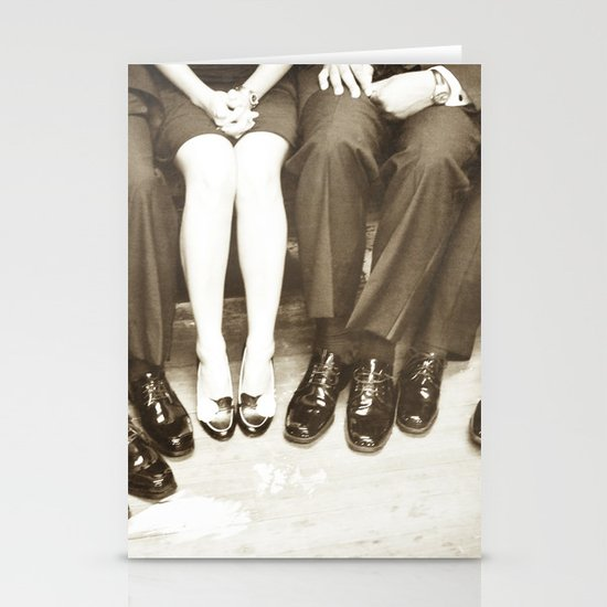 The Groomswoman Stationery Card