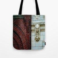 The Bricks & The Chief Tote Bag