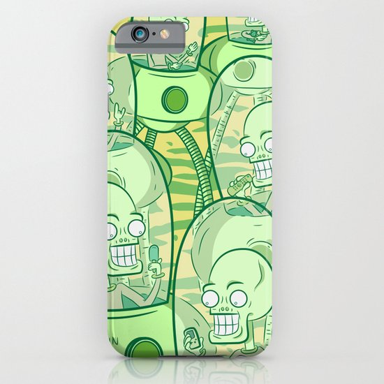 We Come In Peace II The Sequel G iPhone & iPod Case