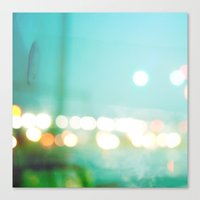 Blinded Canvas Print