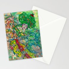 Cancer, The Loving Mother: June 22 - July 22 Stationery Cards