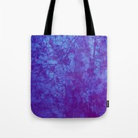 Pink & Purple Blossoms Tote Bag