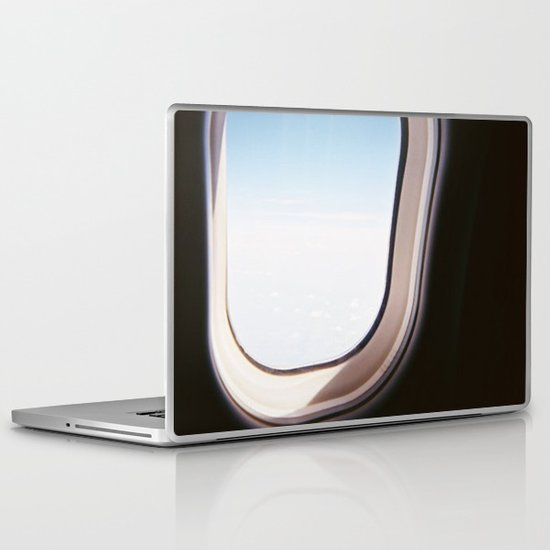 Travel Laptop & iPad Skin