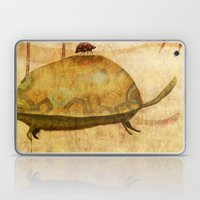 The Tortoise and the Beetle Laptop & iPad Skin