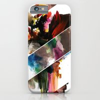 iPhone & iPod Case featuring color study 2 by Dominic Damien