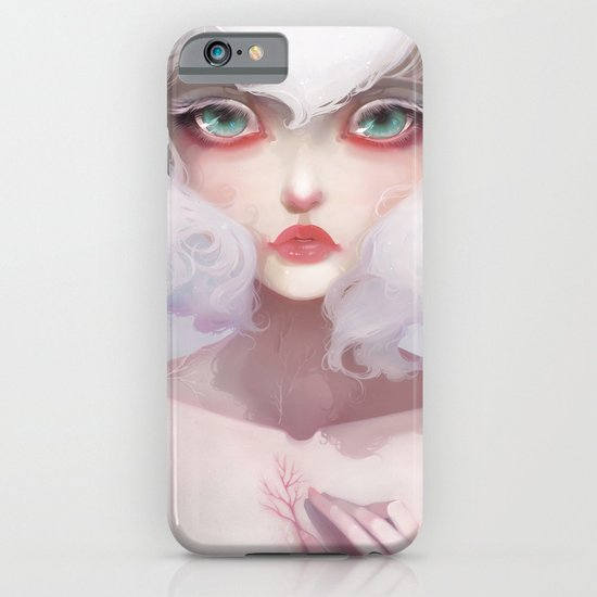 Le coeur des crocus... iPhone & iPod Case