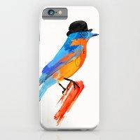 Lord Birdy iPhone 6 Slim Case