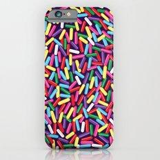 Encrusted With Sprinkles Slim Case iPhone 6s