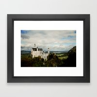 Neuschwanstein Framed Art Print