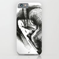 God Always Look At You From Top! iPhone 6 Slim Case