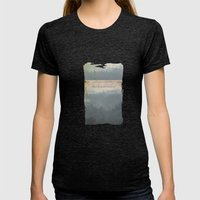 Your Grace Still Amazes … Womens Fitted Tee Tri-Black SMALL