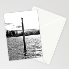 Scenic solitude Stationery Cards