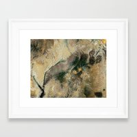 Arizona Nevada North Ame… Framed Art Print