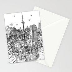 Toronto! (version #2) Stationery Cards